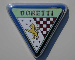 Bonnet badge